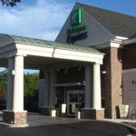 Holiday Inn Express North Williamsburg VA.